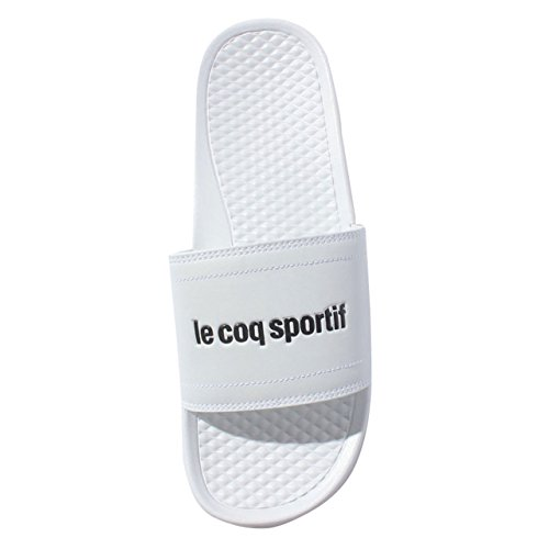 Chanclas Le coq sportif LCS R Slide Classic Optical white-Black Optical white-Black