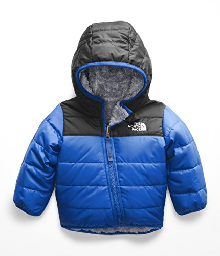 (The North Face Infant Reversible Mount Chimborazo Hoodie - Turkish Sea - 6M)