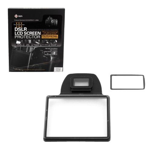 GGS III Generation DSLR LCD Screen Protector for Nikon D7100