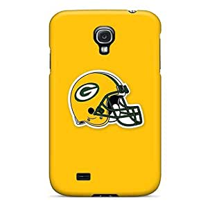 Perfect Fit MaG318ZSQf Green Bay Packers 5 Case For Galaxy - S4
