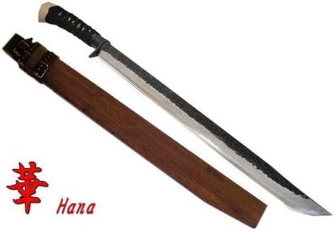 Kanetsune Hana, Magnolia Handle, Wood Sheath