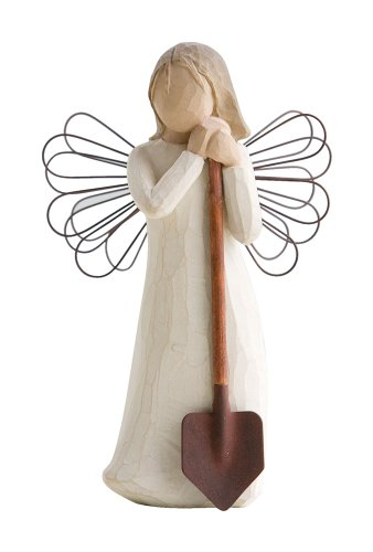 Amazoncom Willow Tree Angel of the Garden by Susan Lordi 26103