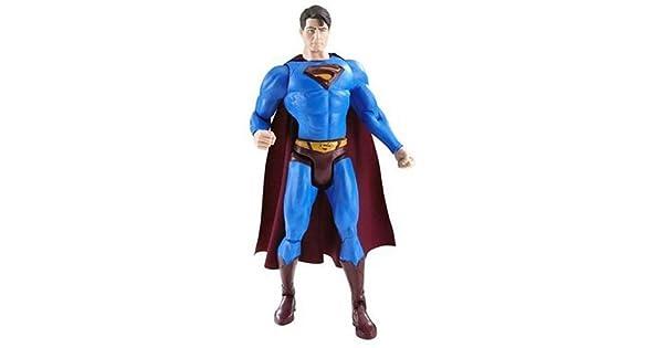 Amazon.com: Superman Returns calor visión Superman: Toys & Games