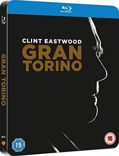 Gran Torino UK Exlusive Limited Edition Blu-ray Steelbook Blu-ray - Region free