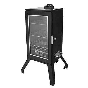 Smoke Hollow 3016DEW  30  Digital Electric Smoker with Window, Black