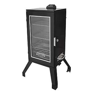Smoke Hollow 3016DEW  30-Inch  Digital Electric Smoker with Window, Black