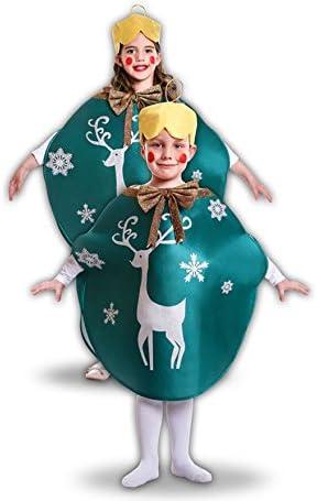 Disfraz de Bola De Navidad Verde para niños: Amazon.es: Juguetes y ...