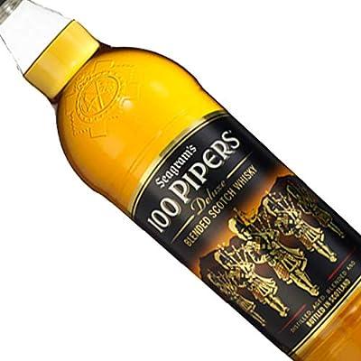 Whisky 100 Pipers de 70 cl - D.O. Escocia - Bodegas Osborne (Pack ...