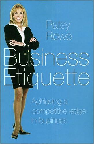 Business Etiquette Pdf