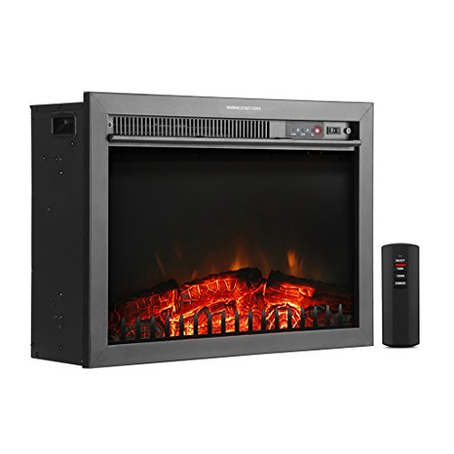 1500 watt fireplace heater - 3