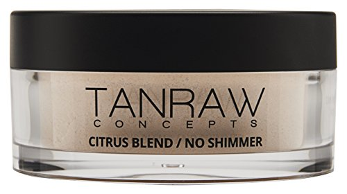 Tan In The Raw Ultra Drying Body Powder, Citrus Blend