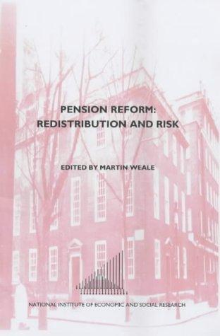 Download Pension Reform : Redistribution and Risk pdf epub
