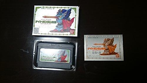 SD Gundam Gaiden Knight Gundam Story (Japanese Import Video Game)