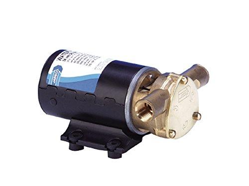 Jabsco 23680-4003 Water Puppy Pump Bronze Commercial Duty 12 Volt Boat Plumbing Item ()