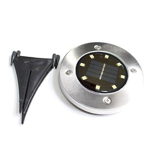 Metal Cat Solar Light in US - 8