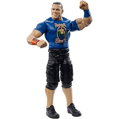 WWE John Cena Action Figure: Toys & Games