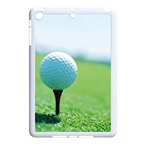 wugdiy Personalized Durable Case Cover for iPad Mini with Brand New Design Golf