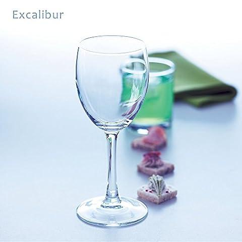 Arcoroc 20865 Excalibur 12.5 Oz. Beverage Glass – 36 / CS