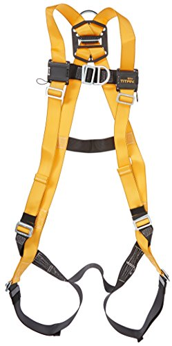 Miller Titan by Honeywell T4000FD/UAK Non-Stretch Harness...