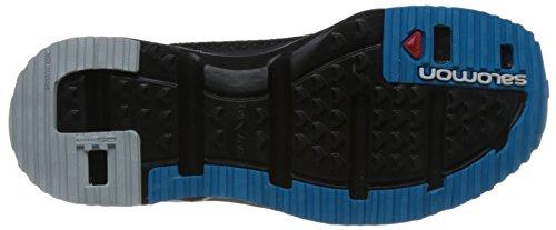 Black Rx 0 Hombre Claro Salomon Black para Zuecos 3 Surf Negro Azul Hawaiian Slide awdqdPf