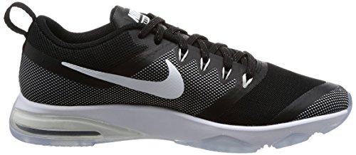 Fitness 001 Zoom da Air Wmns White Donna Nike Scarpe Black Nero n1xXPvvq