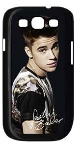 justin bieber signed Samsung Galaxy S3 9300 Case