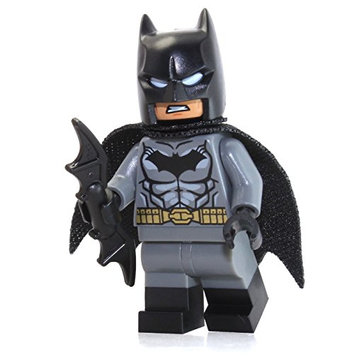 Lego Exclusive Batman Minifigure Jokerland 76035 Dual Mold Legs (Robin Lego Figure)