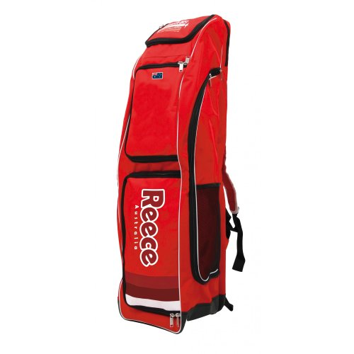 Stanno Giant Hockeyschlaeger Tasche Bright Rot, NO SZ