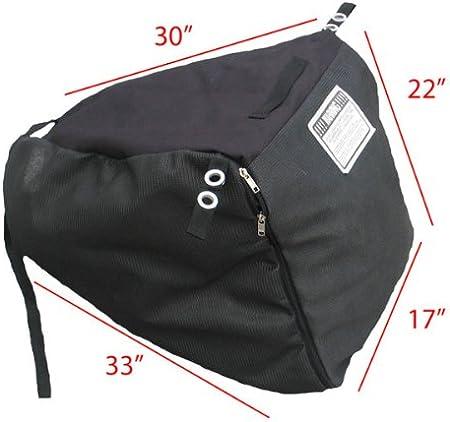 Amazon.com: TroyBilt bolsa de vacío para desbrozadora ...