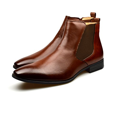 Robelli ,  Unisex Erwachsene Herren Jungen Chelsea Boots Hautfarben
