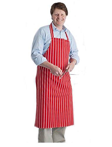 100 cotton butcher aprons - 6
