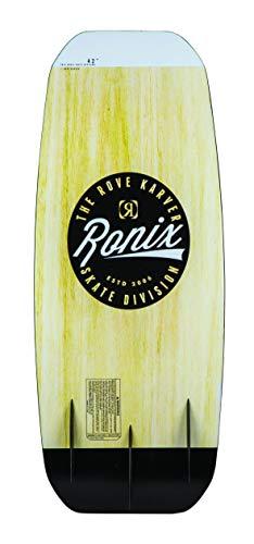 Ronix Rove Karver - Maple/White/Black - 42