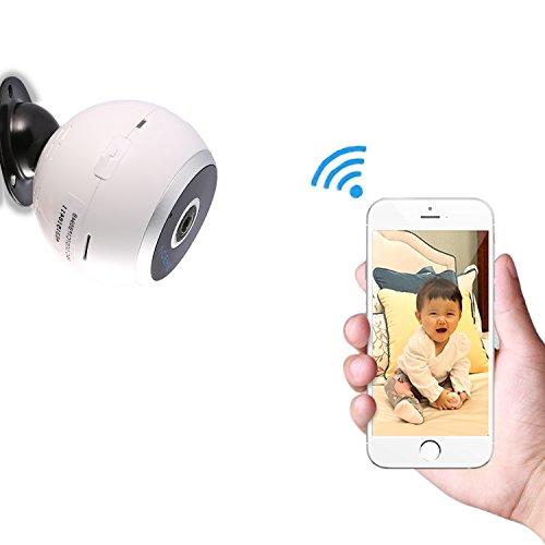 Wireless Monitoring Surveillance Microphone 960P Child 2