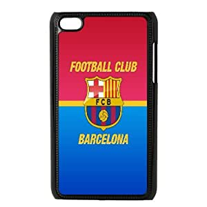DIY Printed Barcelona cover case For Ipod Touch 4 BM6300421