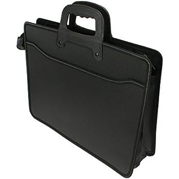 Beau Portable Handheld File Briefcase Bag Zipper A4 File Holder Envelope Travel  Bag Business Office Portfolio Document