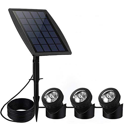 Outdoor Solar Pond Lights in US - 5