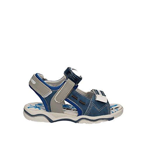 SUPERJUMP COLLEZIONE AMERICA chaussures bébé SJ2974 sandales VICTOR BLUE JEANS Blu Jeans Owg4k95R5