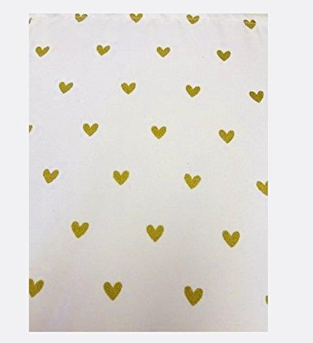 Pillowfort-Metallic-Hearts-Twin-Sheet-Set