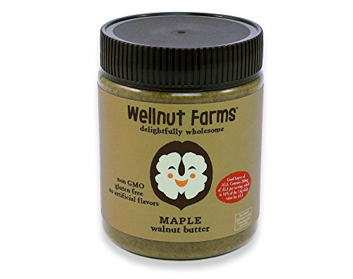 Wellnut Farms Walnut Butter - Maple Maple Walnut