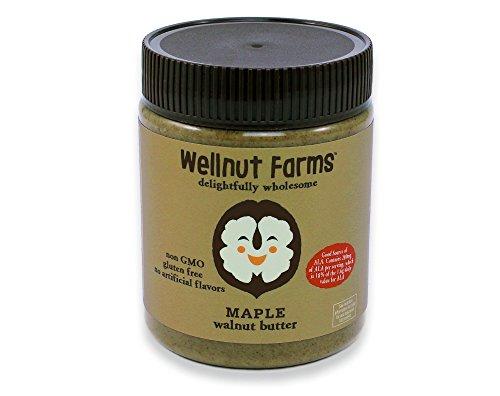 Wellnut Farms Walnut Butter - Maple