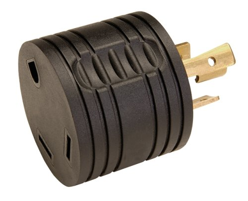 Reliance Controls Corporation AP31RV L5-30 30-Amp Male to 30-Amp RV Female Generator Power Adapter Plug