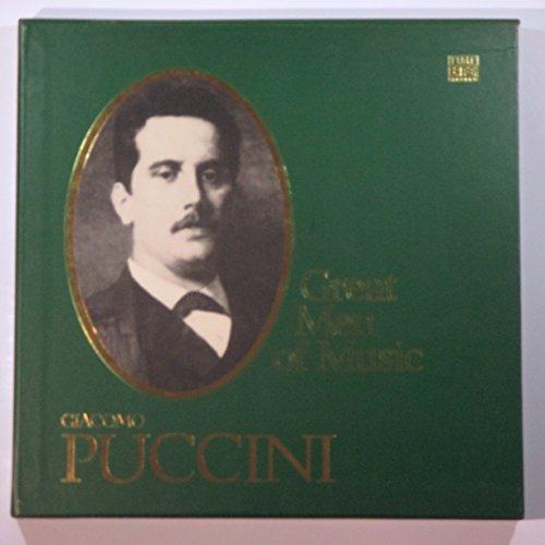 Giacomo Puccini: Great Men of Music (Time - Mall Millcreek