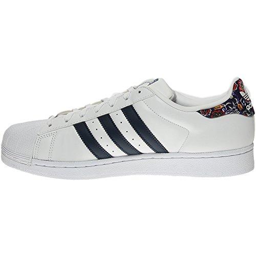 Superstar Originals St Dark Women's adidas Slate White Ftwwht Linen W White Duspea R8T44dqnx