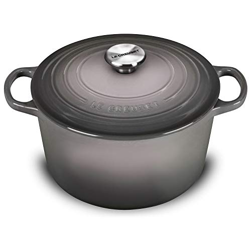 le creuset wide round french oven - 1