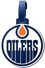 NHL Edmonton Oilers Jumbo Plastic Bag Tag