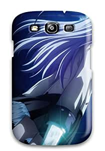 New Style FeliciaMarcellaGibbs Angel Beats Premium Tpu Cover Case For Galaxy S3