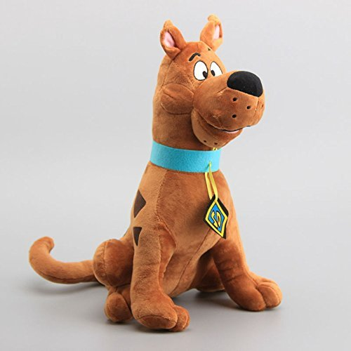 Scoobert Scooby Dooby Doo Dog 14 Inch Toddler Stuffed Plush Kids Toys by (Party City Mario Bros)