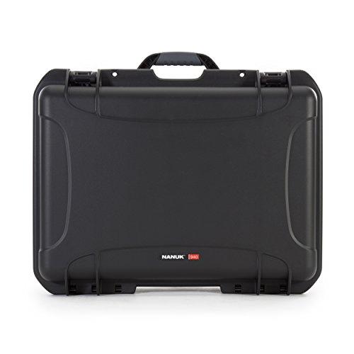 Nanuk 940 Waterproof Hard Case Empty - Black by Nanuk