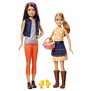 Barbie GCK85 Toy, Multicoloured