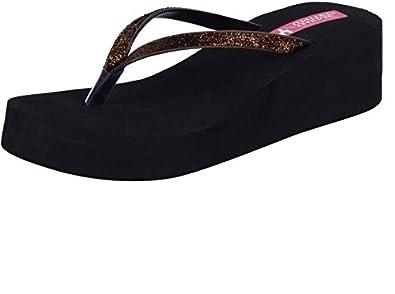 Theme United Girls' Flip Flops